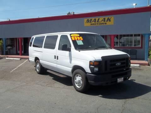 2011 Ford E-Series Wagon for sale at Atayas Motors INC #1 in Sacramento CA