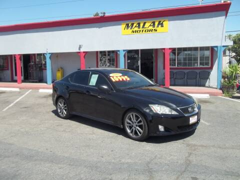 2008 Lexus IS 250 for sale at Atayas Motors INC #1 in Sacramento CA