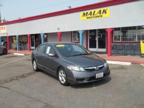 2010 Honda Civic for sale at Atayas Motors INC #1 in Sacramento CA