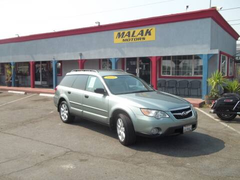 2009 Subaru Outback for sale at Atayas Motors INC #1 in Sacramento CA