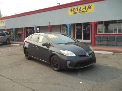 2014 Toyota Prius for sale at Atayas Motors INC #1 in Sacramento CA