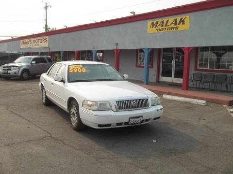 2008 Mercury Grand Marquis for sale at Atayas Motors INC #1 in Sacramento CA