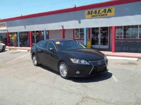2013 Lexus ES 350 for sale at Atayas Motors INC #1 in Sacramento CA