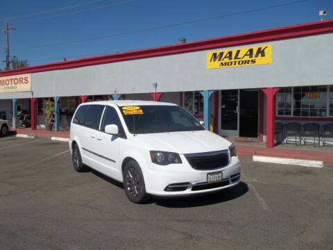 2015 Chrysler Town and Country for sale at Atayas Motors INC #1 in Sacramento CA