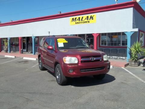 2006 Toyota Sequoia for sale at Atayas Motors INC #1 in Sacramento CA