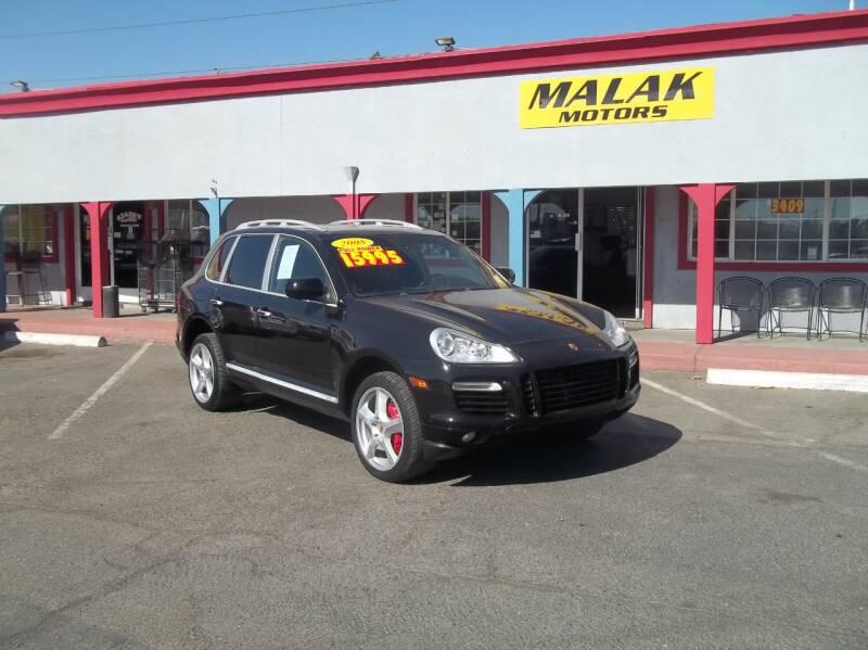 2008 Porsche Cayenne for sale at Atayas Motors INC #1 in Sacramento CA