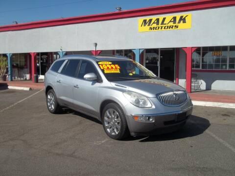 2011 Buick Enclave for sale at Atayas Motors INC #1 in Sacramento CA
