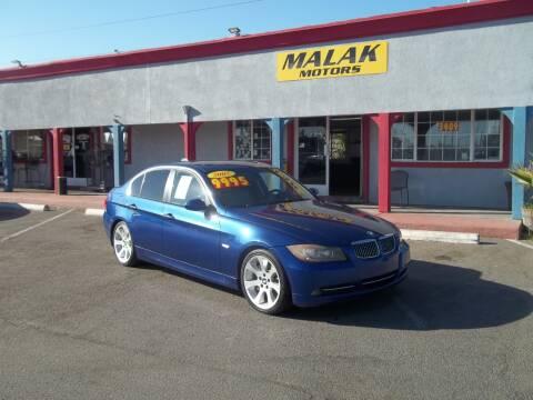 2007 BMW 3 Series for sale at Atayas Motors INC #1 in Sacramento CA