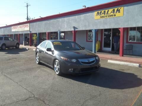 2013 Acura TSX for sale at Atayas Motors INC #1 in Sacramento CA