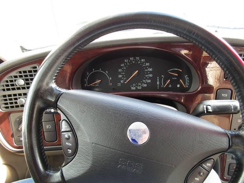 2001 Saab 9-5 4dr 2.3t Turbo Sedan - Montpelier VT