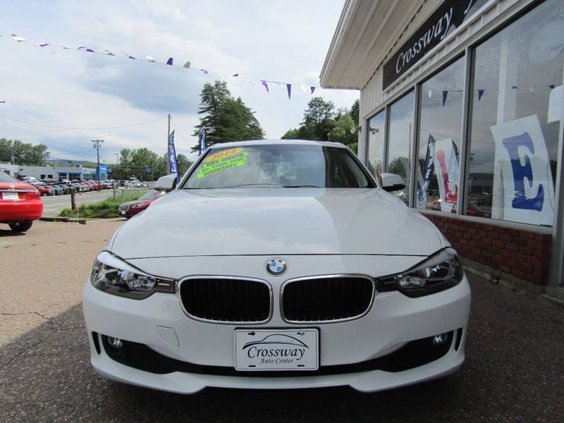2014 BMW 3 Series AWD 320i xDrive 4dr Sedan SA - Montpelier VT