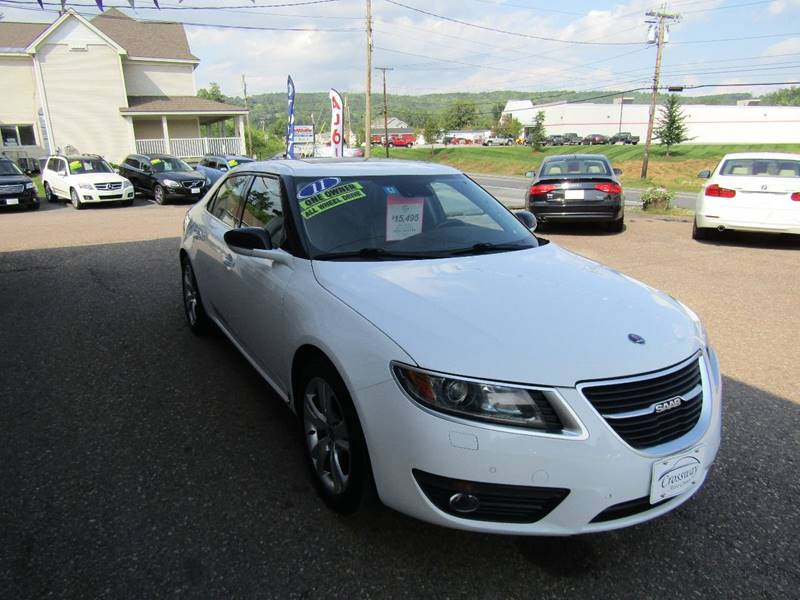 2011 Saab 9-5 AWD Turbo6 XWD 4dr Sedan - Montpelier VT