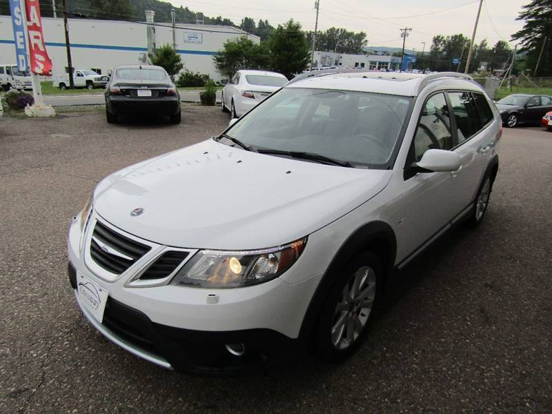 2010 Saab 9-3 AWD SportCombi 4dr Wagon - Montpelier VT