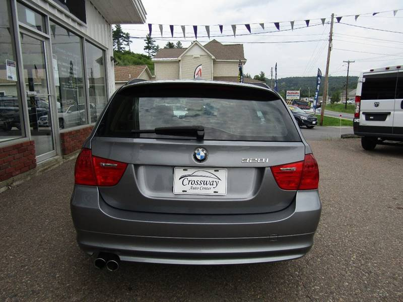 2012 Bmw 3 Series AWD 328i XDrive 4dr Wagon In East Barre VT