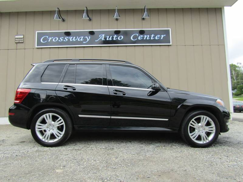 2013 Mercedes-Benz Glk AWD GLK 350 4MATIC 4dr SUV In East Barre VT