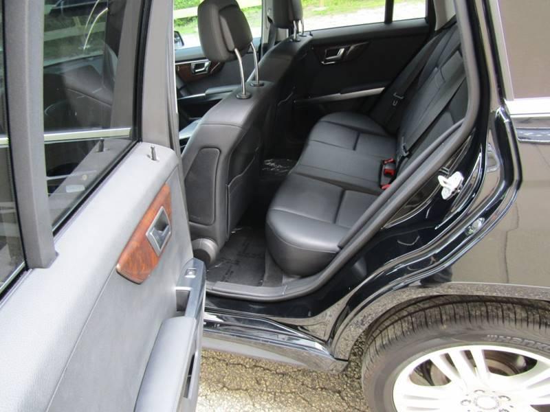 2013 Mercedes-Benz Glk AWD GLK 350 4MATIC 4dr SUV In East Barre VT