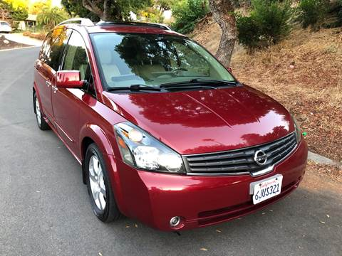 2007 Nissan Quest for sale in San Diego, CA