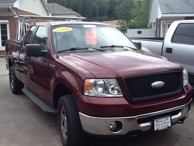 2006 Ford F-150 XLT 4dr SuperCab 4WD Styleside 5.5 ft. SB - East Hampton CT