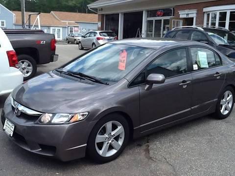 2010 Honda Civic for sale in East Hampton, CT