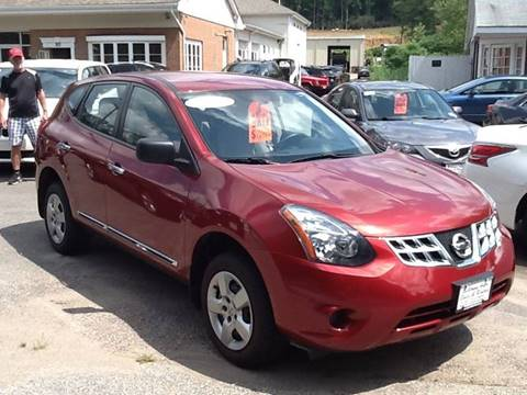 2014 Nissan Rogue Select for sale in East Hampton, CT