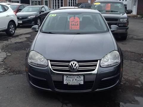 2007 Volkswagen Jetta for sale in East Hampton, CT