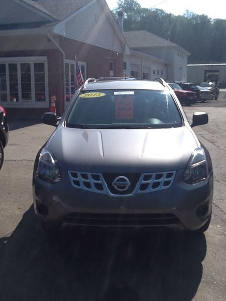 2015 Nissan Rogue Select AWD S 4dr Crossover - East Hampton CT