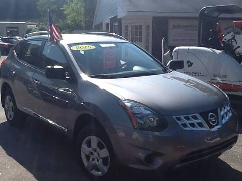 2015 Nissan Rogue Select for sale in East Hampton, CT