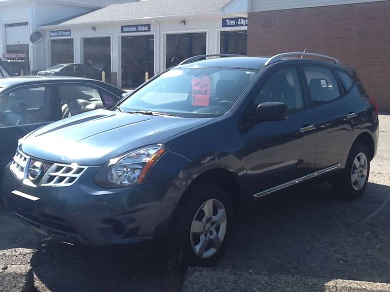 2014 Nissan Rogue Select AWD S 4dr Crossover - East Hampton CT
