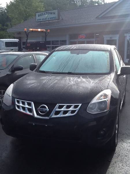2012 Nissan Rogue AWD S 4dr Crossover - East Hampton CT
