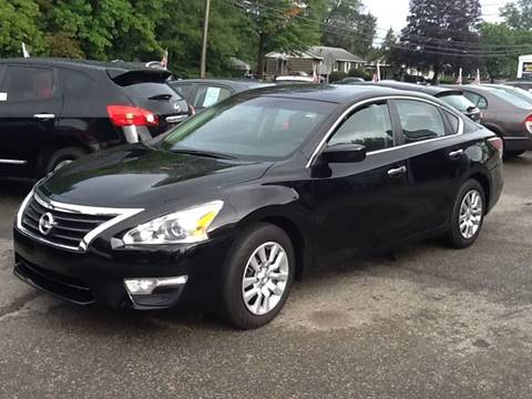 2014 Nissan Altima for sale in East Hampton, CT