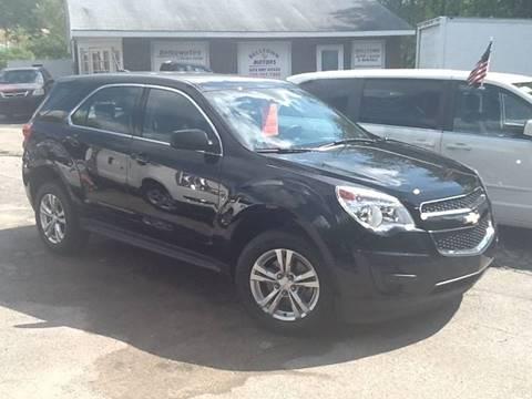 2015 Chevrolet Equinox for sale in East Hampton, CT