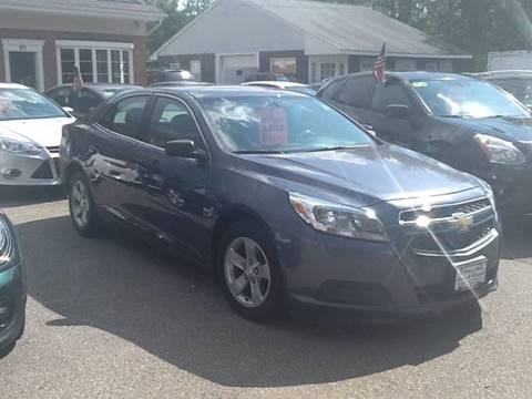 2013 Chevrolet Malibu for sale in East Hampton, CT