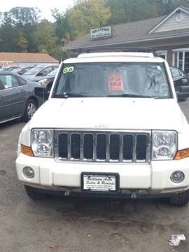 2006 Jeep Commander for sale in East Hampton, CT