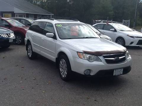 2009 Subaru Outback for sale in East Hampton, CT