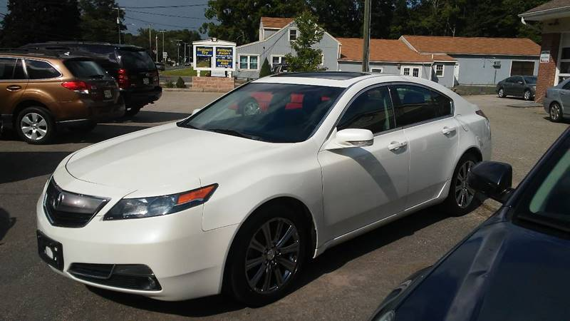 Acura Tl Dr Sedan WSpecial Edition In East Hampton CT - Acura tl for sale in ct