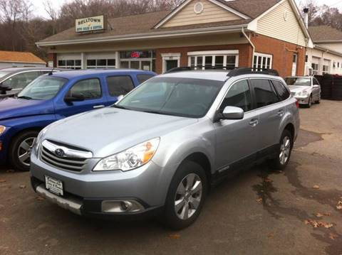 2012 Subaru Outback for sale in East Hampton, CT