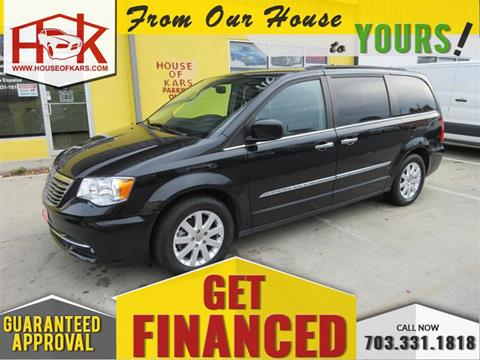 2016 Chrysler Town and Country for sale in Manassas, VA