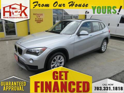 2014 BMW X1 xDrive28i for sale at House Of Kars in Manassas VA