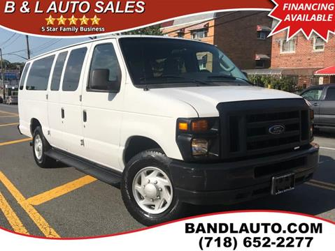 2013 Ford E-Series Wagon for sale in Bronx, NY