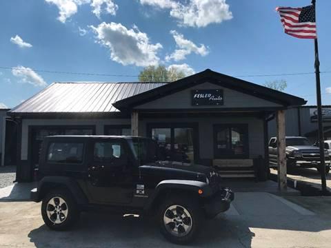 2008 Jeep Wrangler for sale in Pendleton, IN