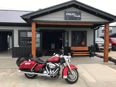 2012 Harley-Davidson Road King for sale in Pendleton, IN
