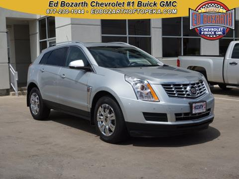 2016 Cadillac SRX for sale in Topeka, KS