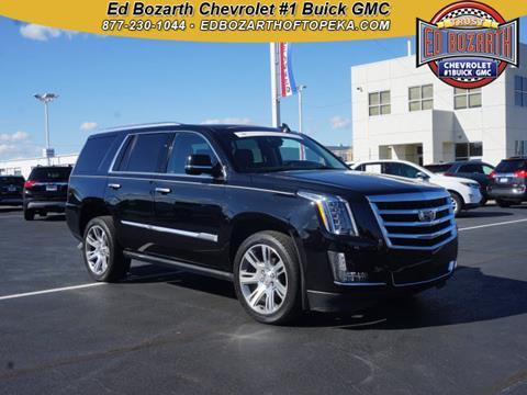 2016 Cadillac Escalade for sale in Topeka, KS