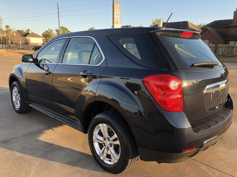 2015 chevrolet equinox ls 4dr suv in houston tx prestige