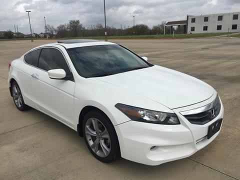 2011 Honda Accord for sale at Prestige Motor Cars in Houston TX