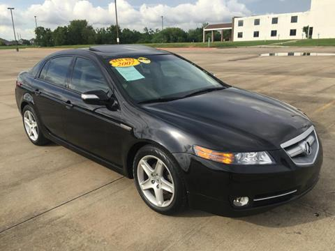 2007 Acura TL for sale at Prestige Motor Cars in Houston TX