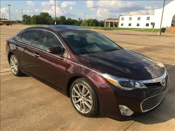 2014 Toyota Avalon for sale in Houston, TX