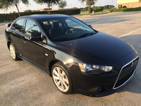 2012 Mitsubishi Lancer for sale at Prestige Motor Cars in Houston TX