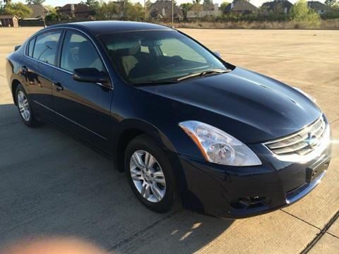 2012 Nissan Altima for sale at Prestige Motor Cars in Houston TX
