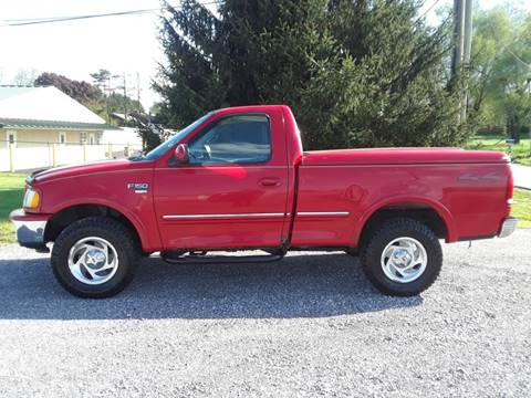 1998 Ford F-150 for sale in York, PA